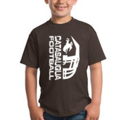 PC55Y Port & Company® - Youth 50/50 Cotton/Poly T-Shirt