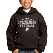 PC90YH Port & Company® - Youth Pullover Hooded Sweatshirt
